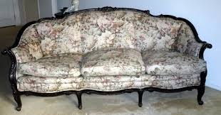 French Provincial Sofa For Sale