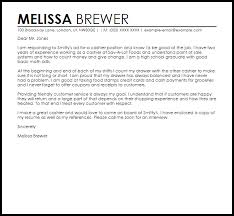 cover letters for cashiers sample cover letter for a cashier job job cover letters livecareer