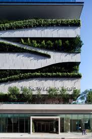 office facade. 18 kowloon east aedas office facade o