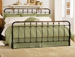 wrought iron king bed. Decorating Cute Wrought Iron King Bed 5 Frame Beautiful Modern Wall Decoration Bedroom L