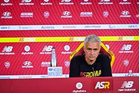 Verona-Roma, Mourinho in conferenza stampa – FOTO GALLERY - Forzaroma.info  - Ultime notizie As Roma calcio – Interviste, foto e video