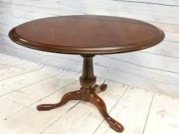 pedestal accent table end pedestal accent table unique vintage queen style cherry round natural wooden round pedestal accent table black round