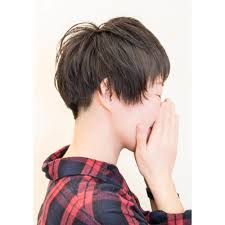 ミニマムベリーショート Cia Birthシアバースのヘアスタイル