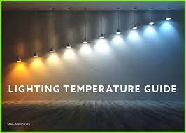 Led Temperature Chart Light Temperature Chart Howtogetridof Info