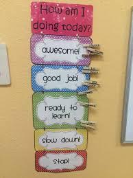 Chart Clip Preschool Clip Chart Teach With Love
