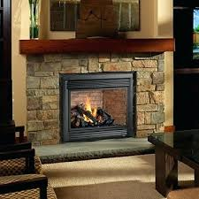 gas fireplaces rochester ny image of the sleek gas fireplace made by featuring a realistic stone set gas fireplace insert installation rochester ny