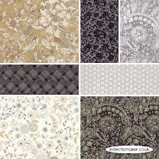 Moda Maven Fabric Pack by BasicGrey in Multi - pre-cut fabrics for ... & Moda - Maven - Fabric Pack in Multi Adamdwight.com