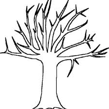 Small Picture Fall Trees Coloring Pages Falling Leaves Online Coloring Page