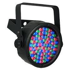 Chauvet Rgb Color Chart Chauvet Slimpar 38 Light