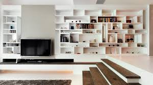 Living Room Divider Shelves Attractive Living Room Shelves