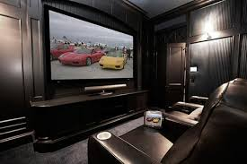 Home Theater Room Design Awesome Design
