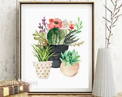 pretty inspiration ideas cactus wall art canvas tapestry with wood frame world market southwest metal on cactus wall art framed with surprising idea cactus wall art etsy succulent printable decor