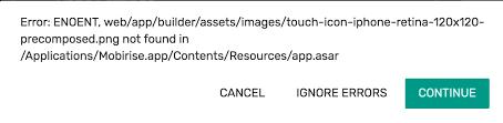 et folder when referencing href