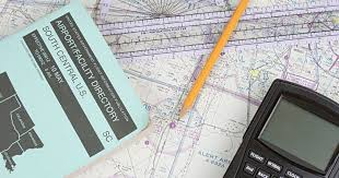 vfr flight planning flying