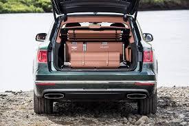 2018 bentley bentayga mulliner. exellent mulliner 2018 bentley bentayga mulliner rear open luggage throughout bentley bentayga mulliner