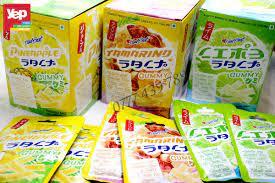 Kẹo Gummy Me Muối Thái Lan - Bán sỉ bánh kẹo Thái Lan