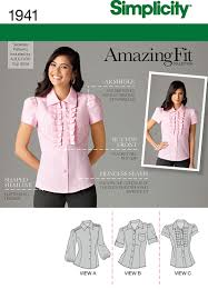Simplicity Blouse Patterns