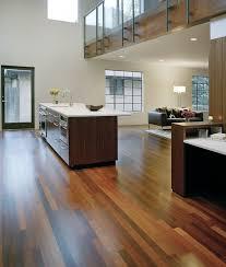 love the ipe wood floors