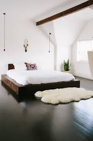 Stylish Bedrooms With Low Platform Beds | Apartment Therapy