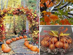 Outdoor Decorating For Fall Fall Decor