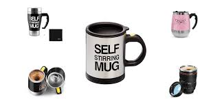 Get it tomorrow, may 4. The Best Self Stirring Coffee Mug Just Press The Button