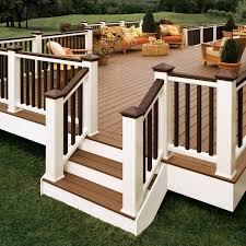 composite deck ideas. Fine Ideas Inside Composite Deck Ideas I