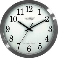 home architecture interior design for la crosse technology wall clock on wt 3126b atomic 12