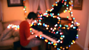 Christmas Lights Cover Photo Coldplay Christmas Lights One Man Band Cover