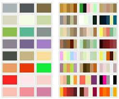 Asian Color Chart Color Based Social Networking Colourlovers Com Celebrates