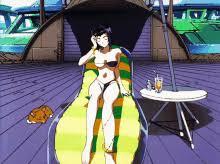 Cowboy bebop spike jet faye ed ein action 90's anime toonami. Ein Cowboy Gifs Tenor