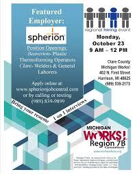 Michigan Works Region 7b Linkedin
