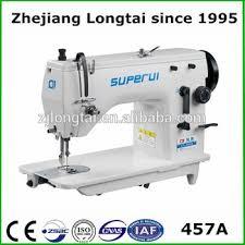 Triple Stitch Industrial Sewing Machine
