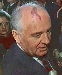 Image result for Mikhail Gorbachev,