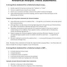 Examples Of A Thesis Statement For An Essay Book Review Essay Small ...