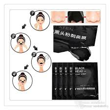 hot masks pilaten minerals nose blackhead remover mask pore cleanser nose black head ex pore strip cleaning tools skin care free dhl facemask diy