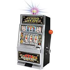 A Company Operates Vending Machines In Four Schools Adorable Amazon Trademark Global Crazy Diamonds Slot Machine Bank