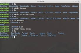 Create A Directory Linux Command Create New Folder Mastering Ubuntu