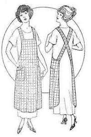 Vintage Apron Patterns Mesmerizing Apron Pattern EBay