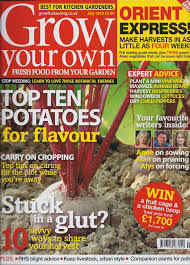 Kitchen Gardener Magazine What To Buy A Gardener For Christmas David Domoney