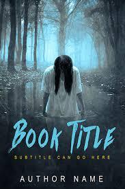 dark forest creepy premade book cover dani 8