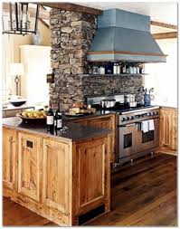 Small Picture Beautiful Rustic Modern Kitchen Ideas With Additional Home