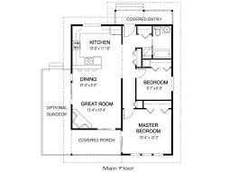 small house floor plans under 1000 square feet fresh 788 best cottage life images on