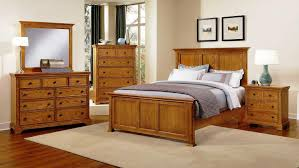 Oak Bedroom Furniture Sets Oak Bedroom Sets For Family And Comfy Look