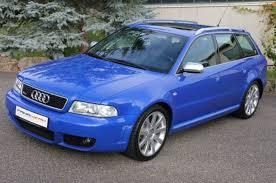 Audi Rs4 2001 Wagon Week Audi Avant German Cars Blog