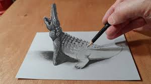 3d pencil drawings 101