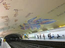 file la sorbonne hall ceiling. Cluny - La Sorbonne Metro Station, Paris (by Dale Gillard, Via Flickr) File Hall Ceiling