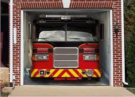 image is loading 3d effect garage door billboard cover sticker vehicle