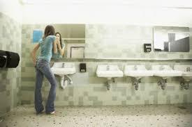 high school bathroom. Bathroom High School