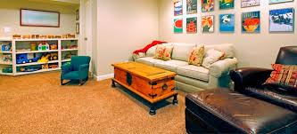 how to dry a wet basement carpet
