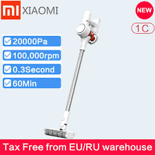 Original Xiaomi Mijia 1C Wireless <b>mi Handheld Vacuum Cleaner</b> ...